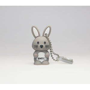 The Farm Bunny 4GB Flash Drive
