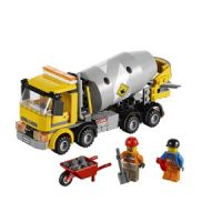LEGO City Cement Mixer