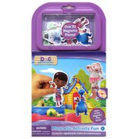 Doc McStuffins Magnetic Activity Fun Kit