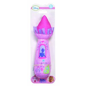 Disney Baby Tower Rattle featuring Disney Princess