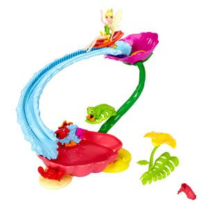 Disney Fairies Palm Tree Cove Tink's Pixie Paradise Pool
