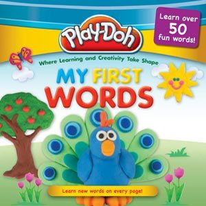 Play-Doh: My First Words
