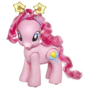 My Little Pony Walkin' Talkin' Pinkie Pie