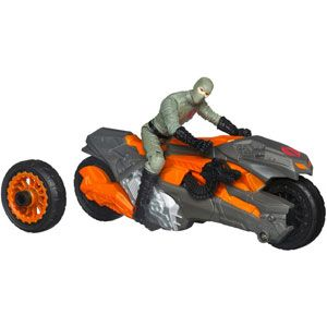 G.I. JOE: Retaliation COBRA Wheel Blaster Bike with Firefly