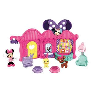 Minnie Mouse Bow-tique Minnie's Pet Salon