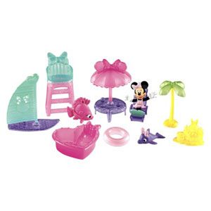 Minnie Mouse Bow-tique Minnie's Beach Pack