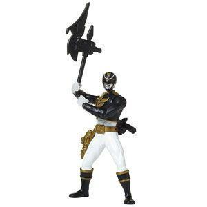 Power Rangers Megaforce Battle Morphin Black Ranger