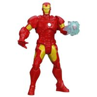 Marvel Mighty Battlers Arc Strike Iron Man