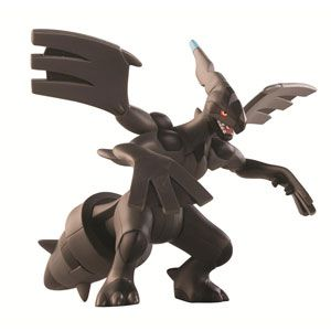Pokemon Articulated Vinyl Figure-Zekrom