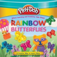Play-Doh: Rainbow Butterflies