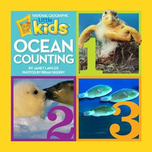 National Geographic Little Kids Ocean Counting