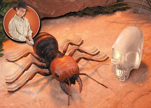 Indiana Jones Giant RC Ant