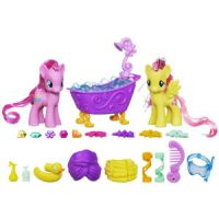 My Little Pony Pinkie Pie & Fluttershy Crystal Sparkle Bath