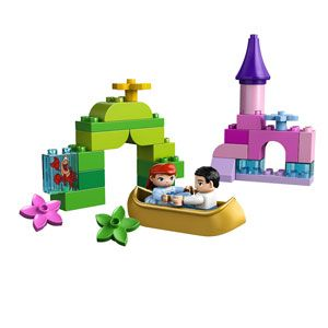 LEGO Duplo Disney Princess Ariel's Magical Boat Ride