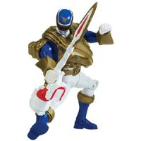 Power Rangers Megaforce Armored Ultra Mode Blue Ranger