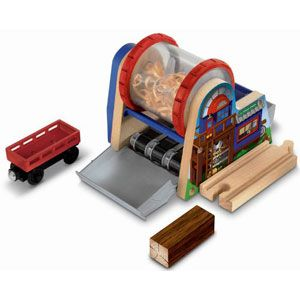 Thomas & Friends Wooden Railway Wood Chipper