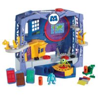 Imaginext Monsters University Scare Floor