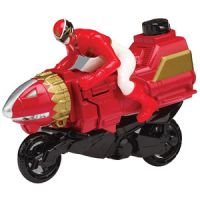 Power Rangers Megaforce Sky Lion Red Ranger Cycle