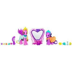 My Little Pony Twilight Sparkle & Princess Cadance Crystal Jewel Salon