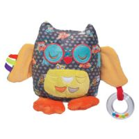 Playtivity Owl Cuddle Pal