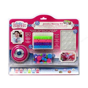 Crafty Bands Jewelry Making Kit