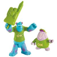 Imaginext Monsters University Sulley & Squishy