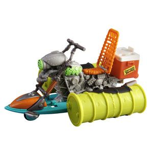 Teenage Mutant Ninja Turtles Mutagen Ooze Sewer Cruiser
