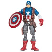 Marvel Universe Build a Figure Collection Hit Monkey Series Ultimate Captain America