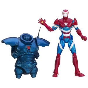 Marvel Iron Man 3 Marvel Legends Heroic Age Iron Patriot