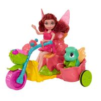 Disney Fairies Palm Tree Cove Rosetta's Beach Buggy