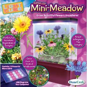 Light Cube Super LED Mini-Meadow