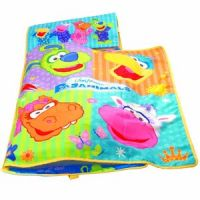 Pajanimals Snuggle Up Story Mat