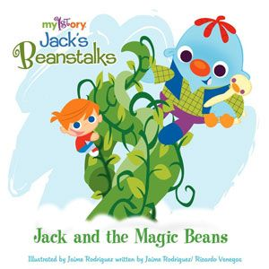 Jack's Beanstalks Jack and the Magic Beans
