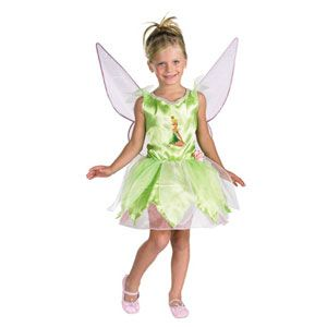 Tinker Bell Quality Child Costume