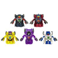Transformers Bot Shots Battle Game Stunticons Set