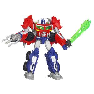 Transformers Prime Tales of the Beast Hunters Optimus Prime