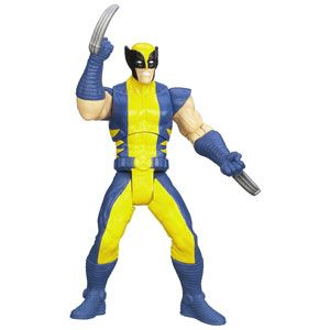 Marvel Avengers Assemble Mighty Battlers Tornado Claw Wolverine