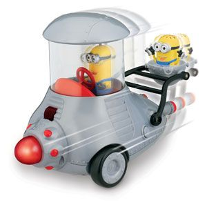 Despicable Me 2 Minion Mobile