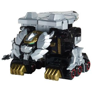 Power Rangers Megaforce Lion Mechazord & Robo Knight Power Ranger