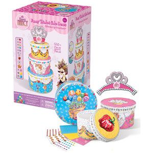 Fancy Nancy Fancy Trinket Cake Boxes
