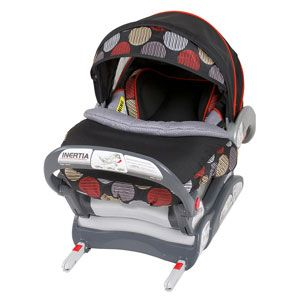 Inertia Infant Car Seat