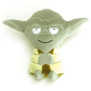 Footzeez Plush Yoda