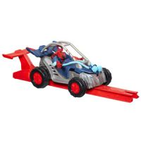 Marvel Ultimate Spider-Man Power Webs Turbo Cruiser