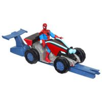Marvel Ultimate Spider-Man Power Webs ATV Racer
