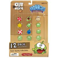 Cut The Rope Nommies 12-pack Collector Set
