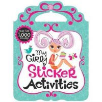 My Girly Sticker Activities