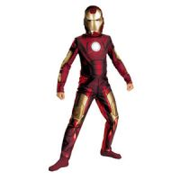 Iron Man Movie Quality Child Costume