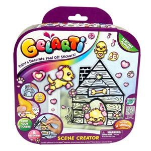 Gelarti Scene Creator - Playtime Puppies
