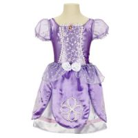 Sofia the First 2-in-1 Transforming Dress