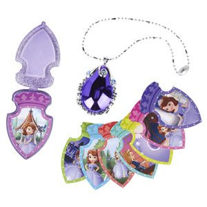 Sofia the First Talking Magical Amulet